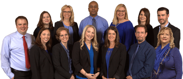 The hearing care team at American Hearing + Audiology