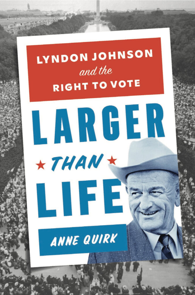 Larger Than Life book cover.
