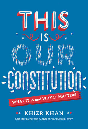 This is Our Constitution book cover.