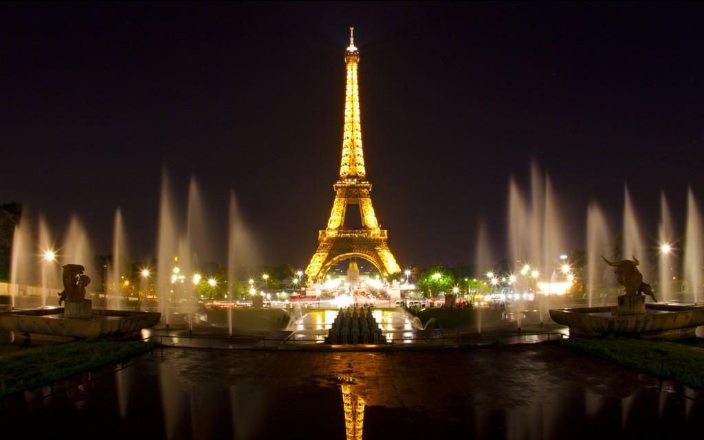 Parisian Christmas Party