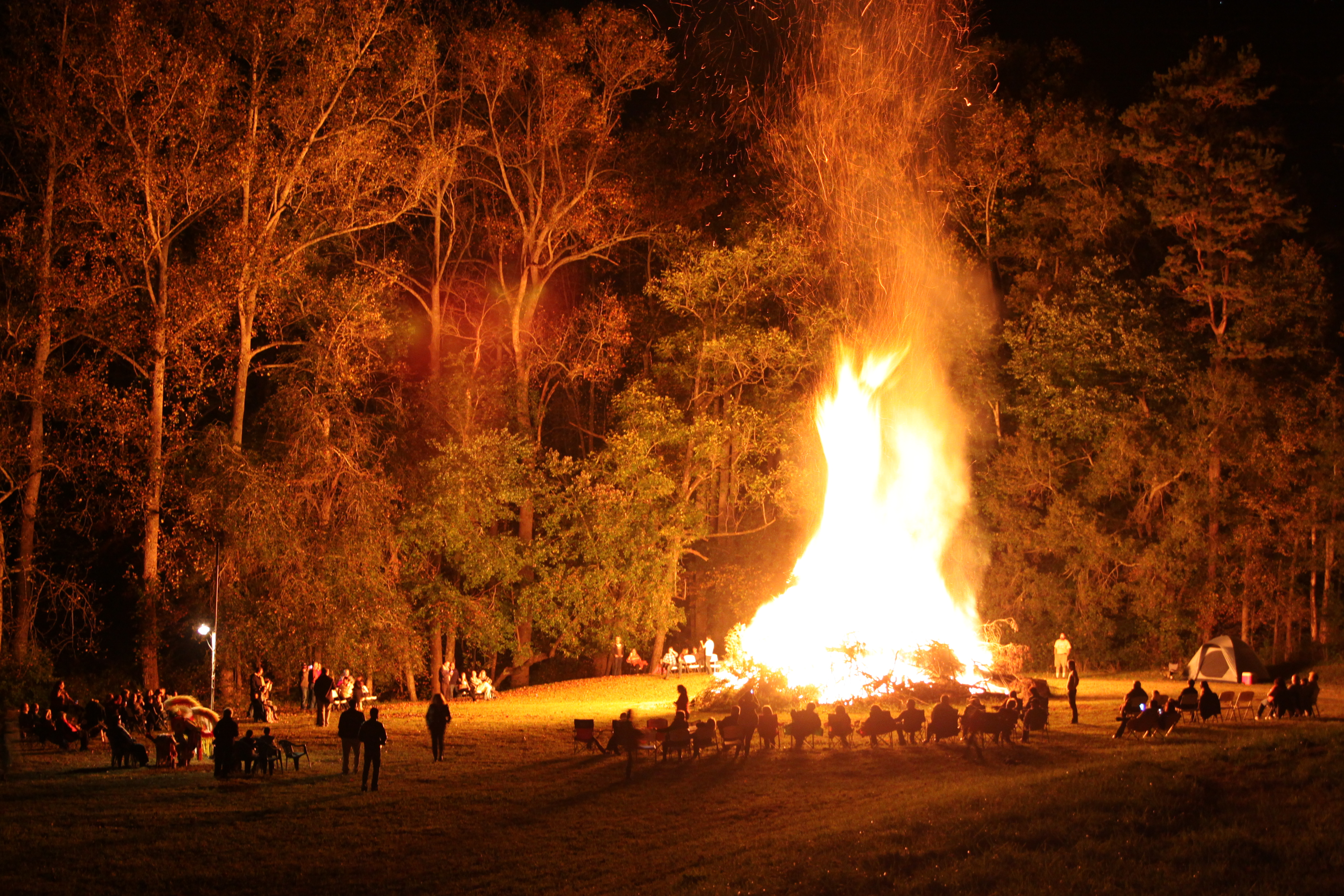 Chief's Great Bonfire Banquet