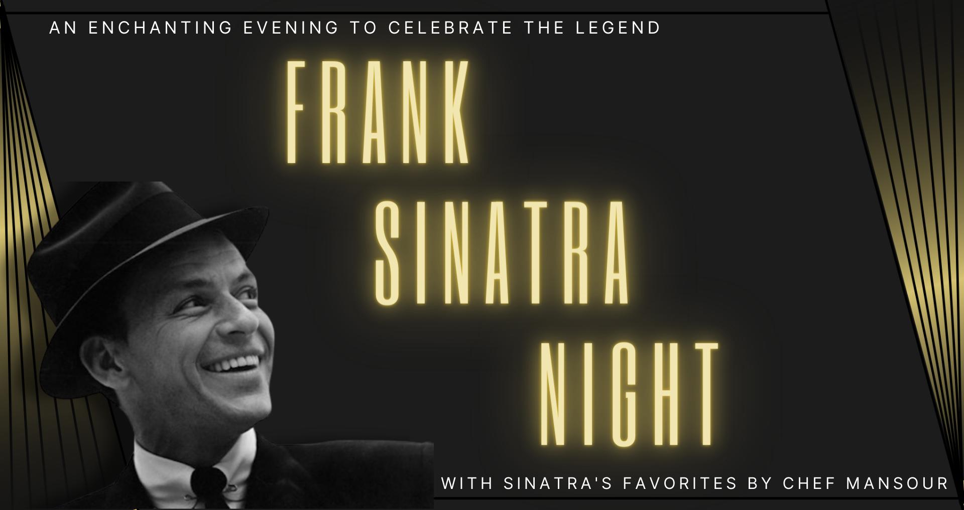Frank Sinatra Night