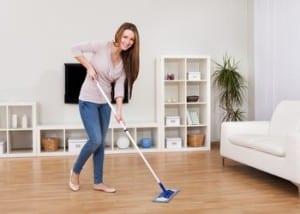 طرق تنظيف البيت بسرعة بالدمام