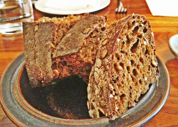 country rye bread