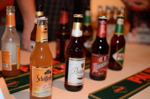 the refreshing schofferhofer grapefruit beer from palm
