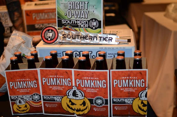 """southern tier's imperial """"pumking"""" ale"""
