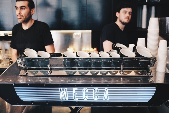 mecca for coffee