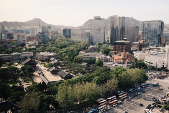 views of seoul