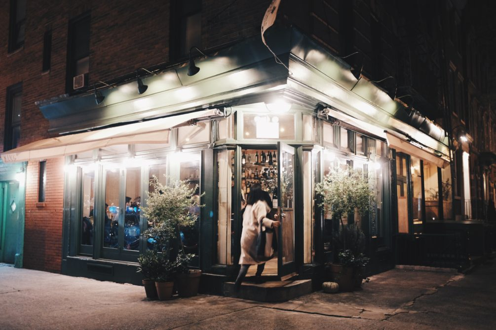 king, a pretty addition to soho