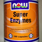 My current favorite enzyme formula for a broad spectrum enzyme + HCL