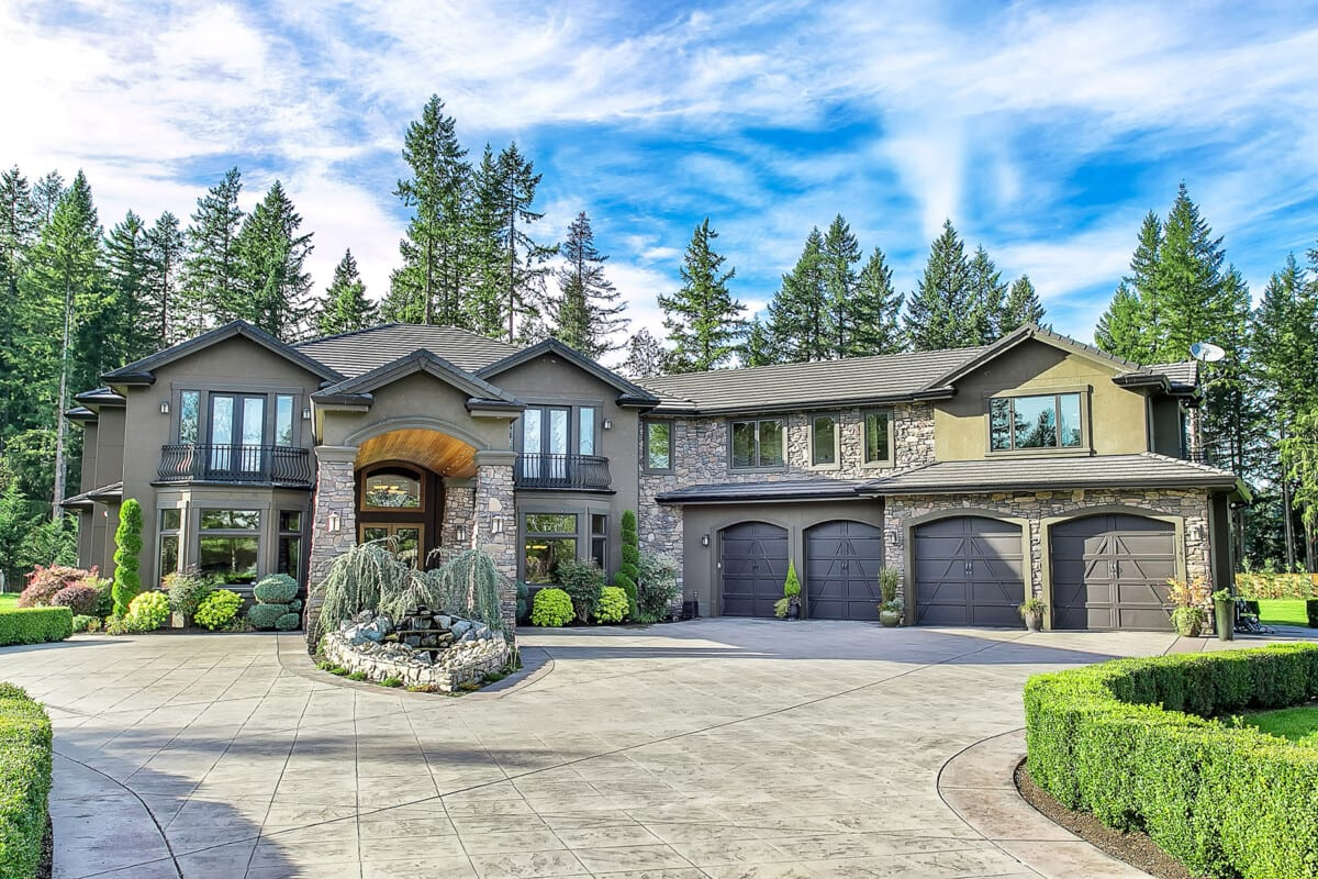Luxury Home on Washington National Golf Course