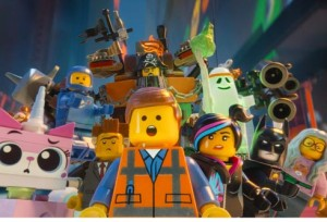 Scene from 'The Lego Movie'