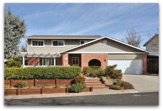 Small image of front - Exquisitely remodeled home & yard for sale in Belwood - 127 Belhaven Drive