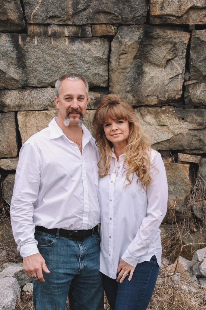 Jason and Tina Catoe