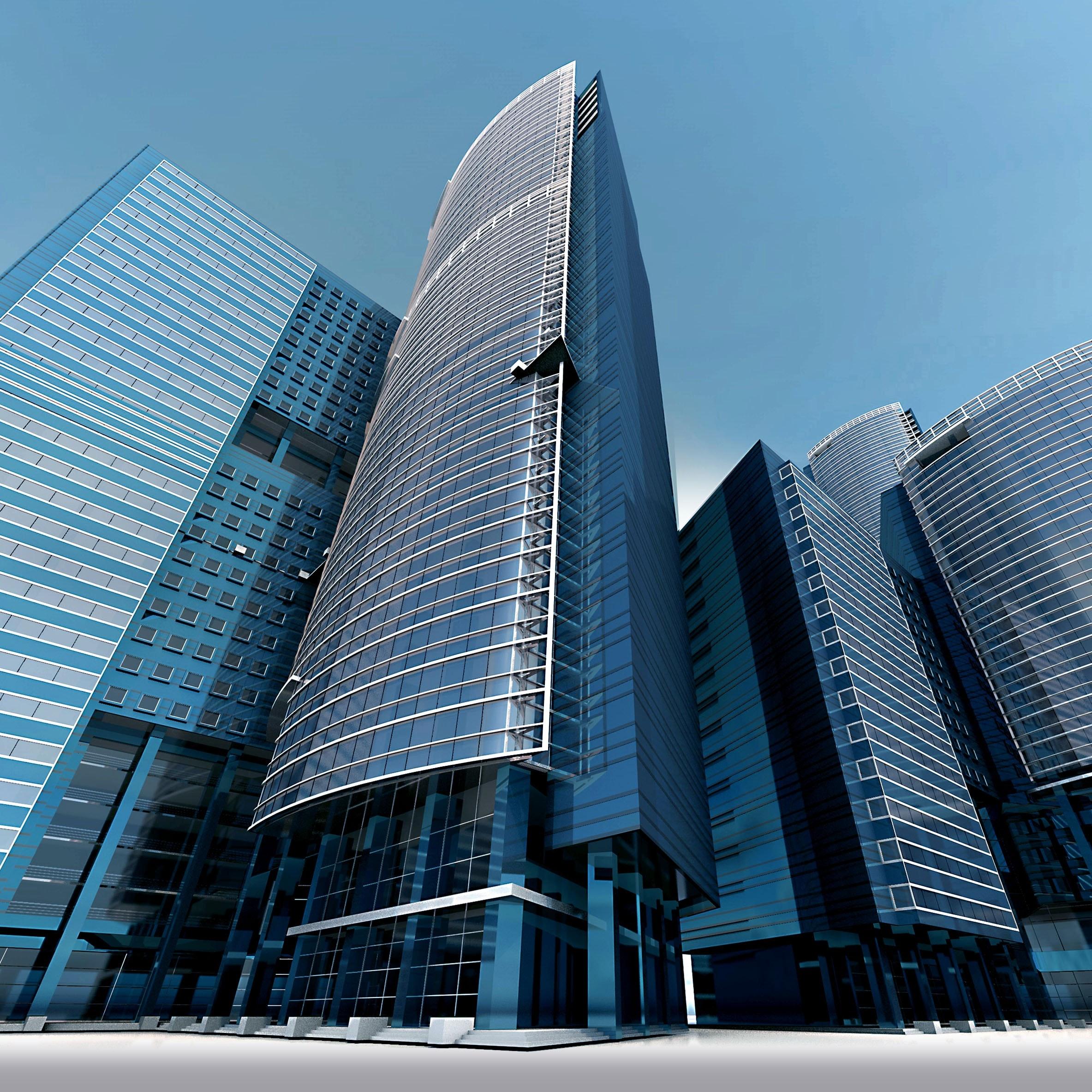 pexels-pixabay-290275 - Class AA Office Towers - Urban