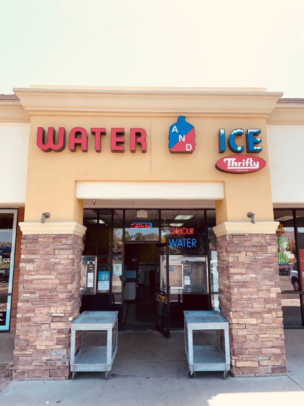 Water and Ice Ahwatukee