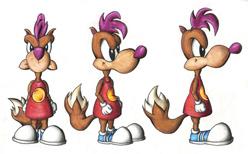 Fox Frisbee
