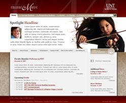 UNT College of Music