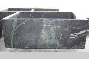 Apron Front Single Sink