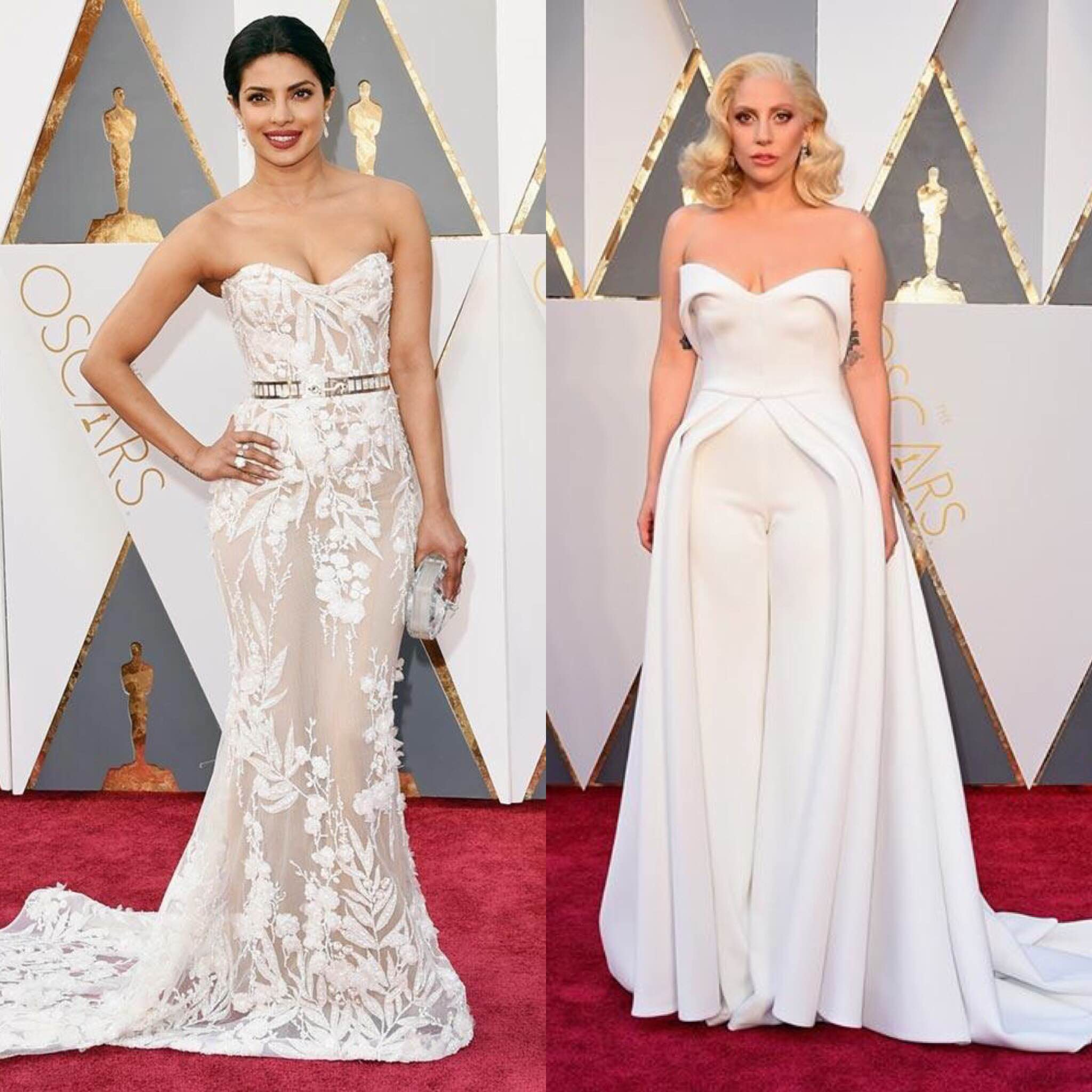 Best Dressed From The Oscars