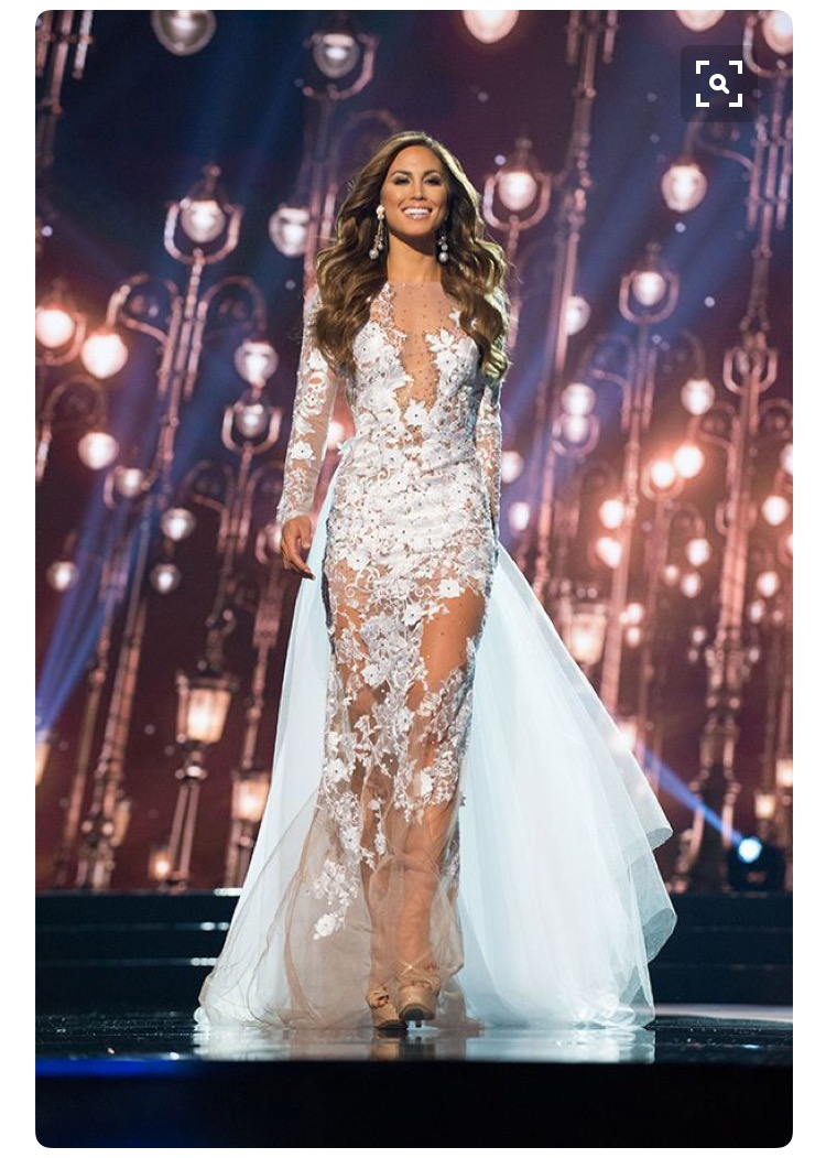 Best Dressed at Miss USA 2016