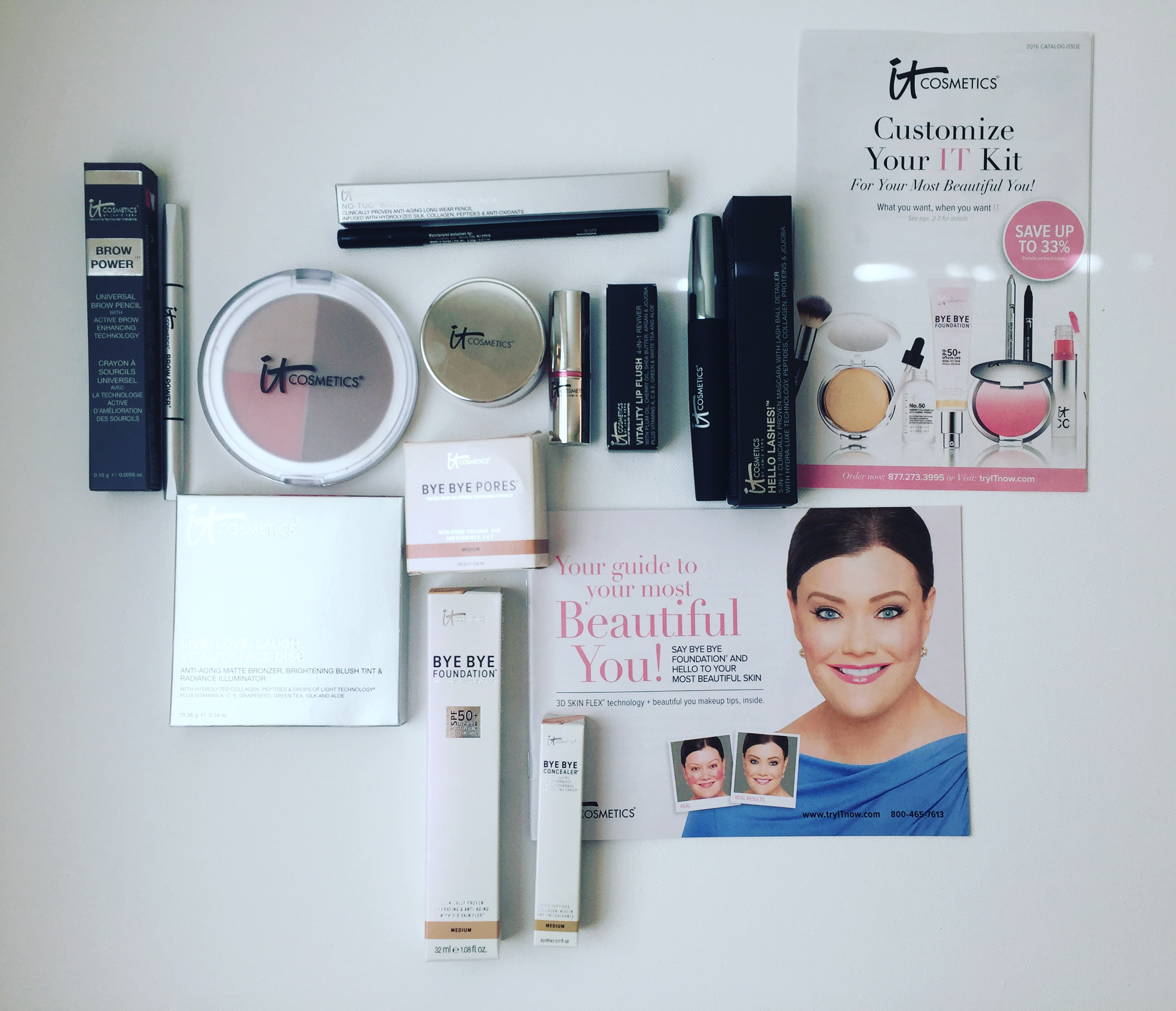 Bye Bye Foundation by IT Cosmetics