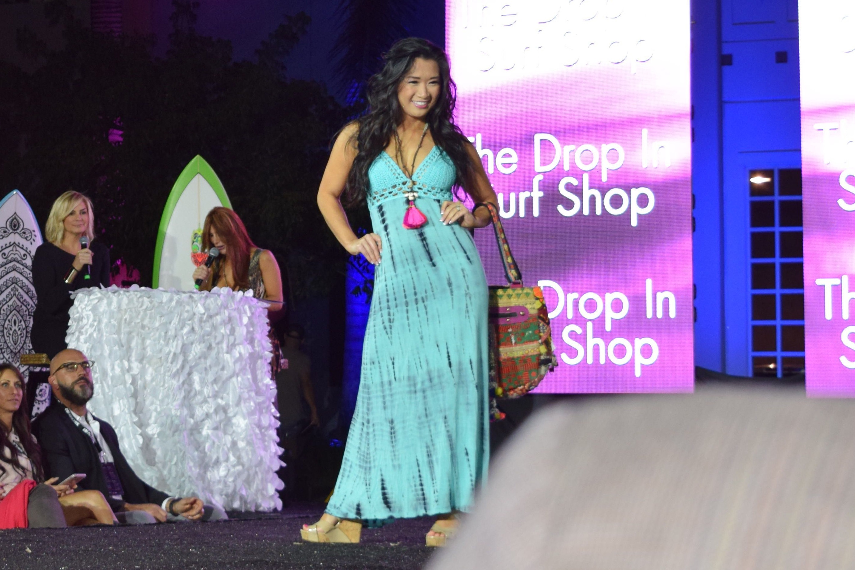 Delray Fashion Week-Swim & Surf Show with The Drop In Surf Shop