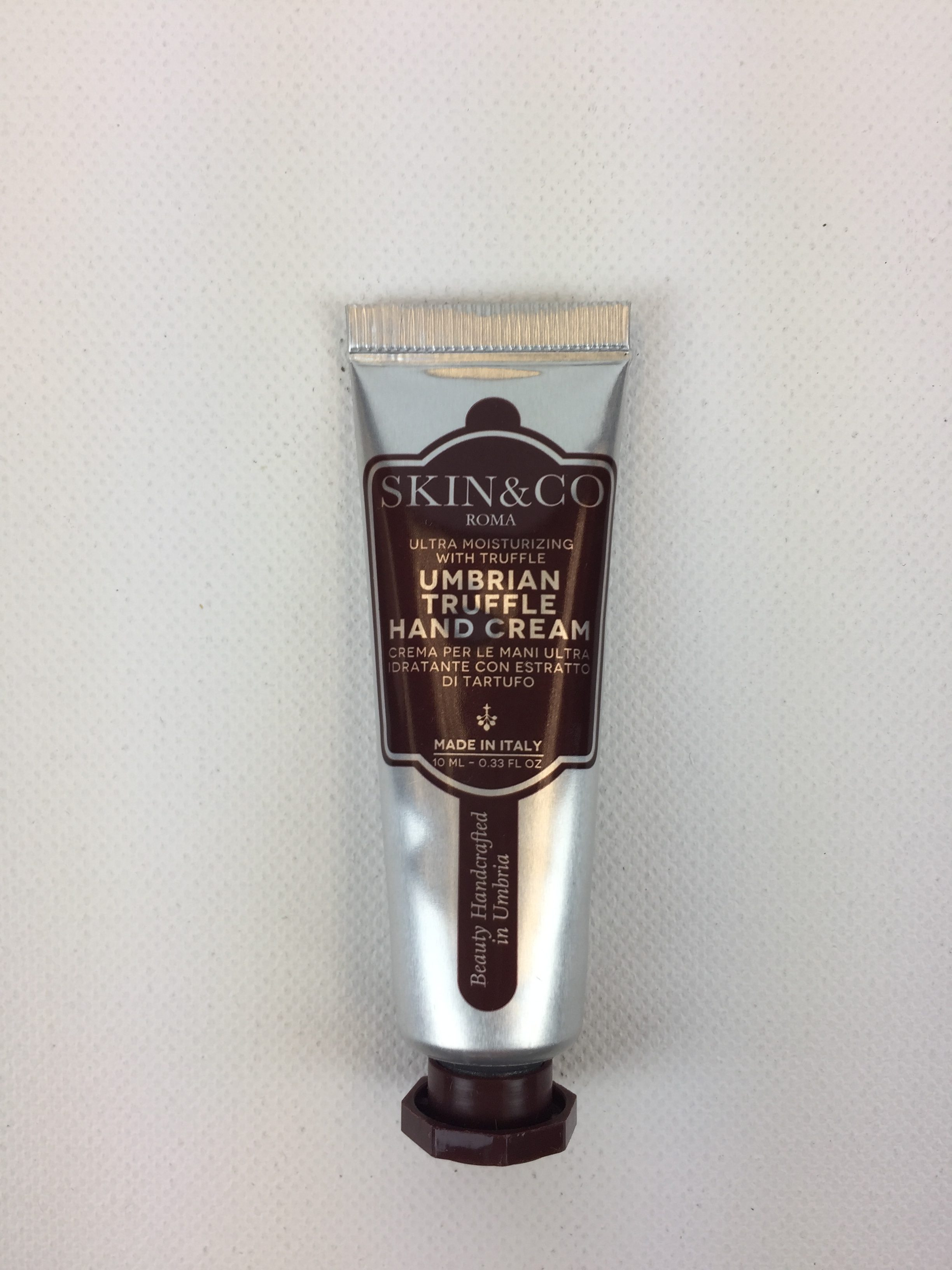 Beauty Crush: SKIN & CO Roma Umbrian Truffle Hand Cream