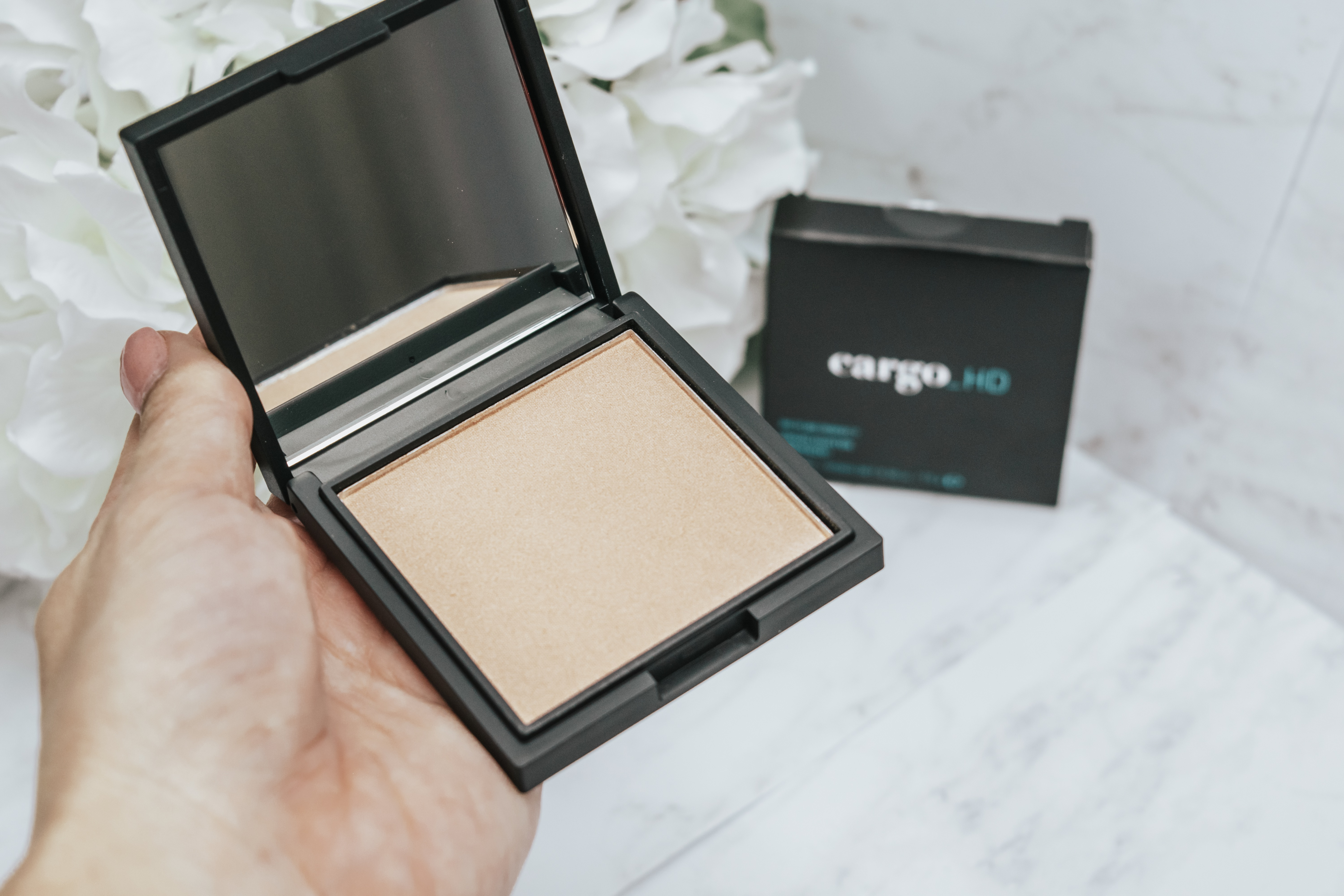 Cargo_HD Picture Perfect Bronzing Powder