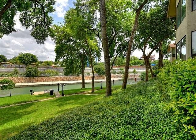 Comal River Exterior