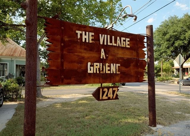 Village at Gruene Exterior