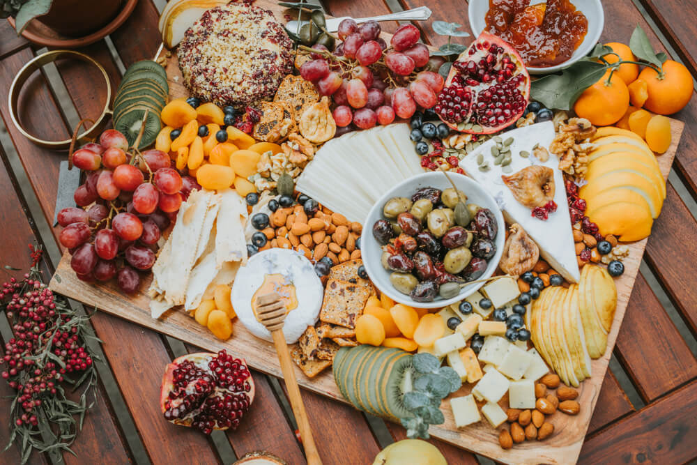 Picture easy fall recipes to make in New Braunfels.