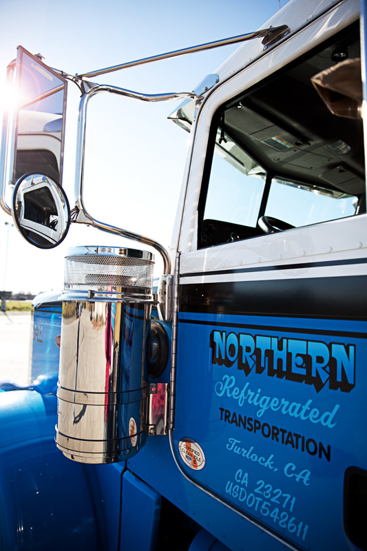 Northern Refrigerated Truck