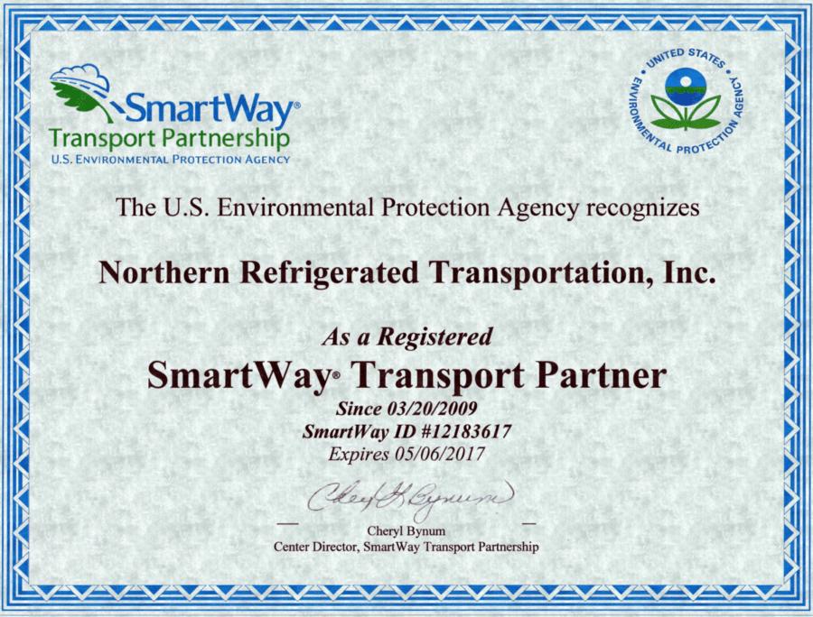 Smart Way Certificate
