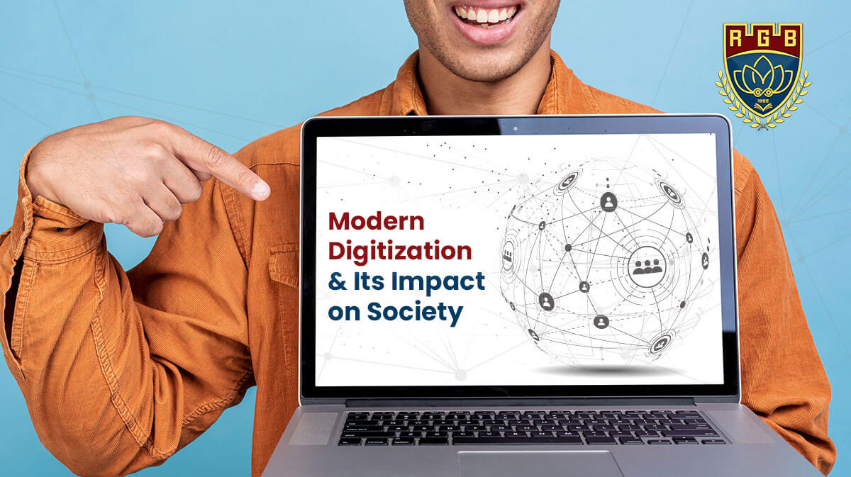 Read more about the article Modern Digitization and Its Impact on Society