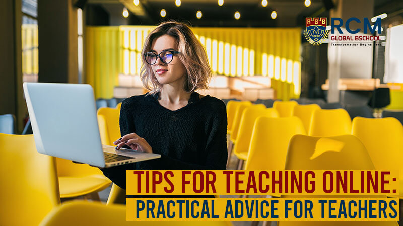 Read more about the article Tips for Teaching Online: Practical advice for Teachers