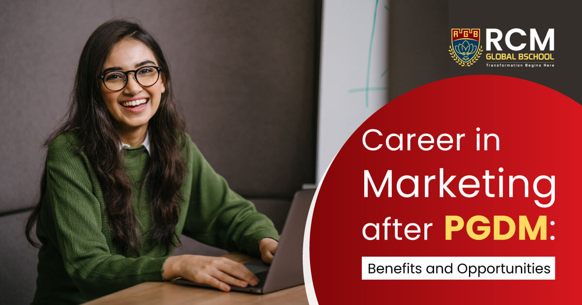 Read more about the article Career in Marketing after PGDM: Benefits, Scope, and Opportunities