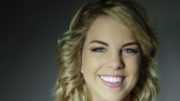 Kelsey Carithers - Miss GWU Pageant Contestant