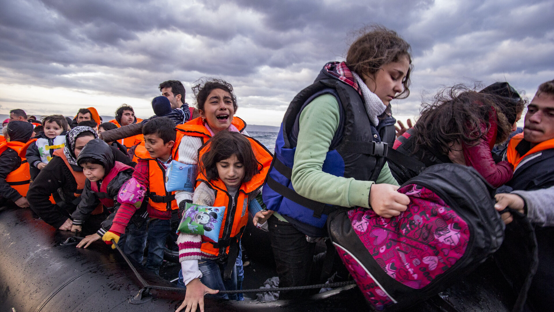 We Are The Running Refugees
