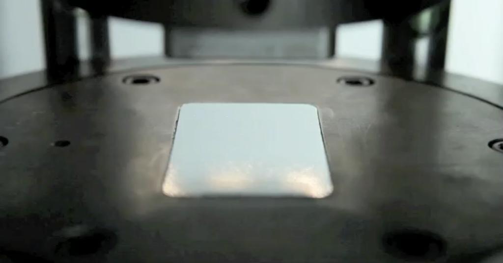 Custom Minting Machine