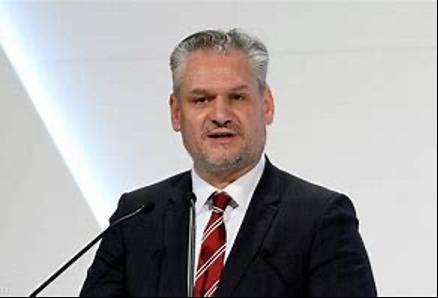 Szabolcs Takacs, ambassador for Hungary in US