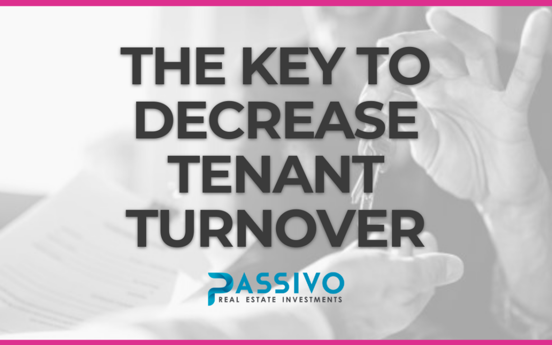 The Tenants Vacate Your Units… Now What?
