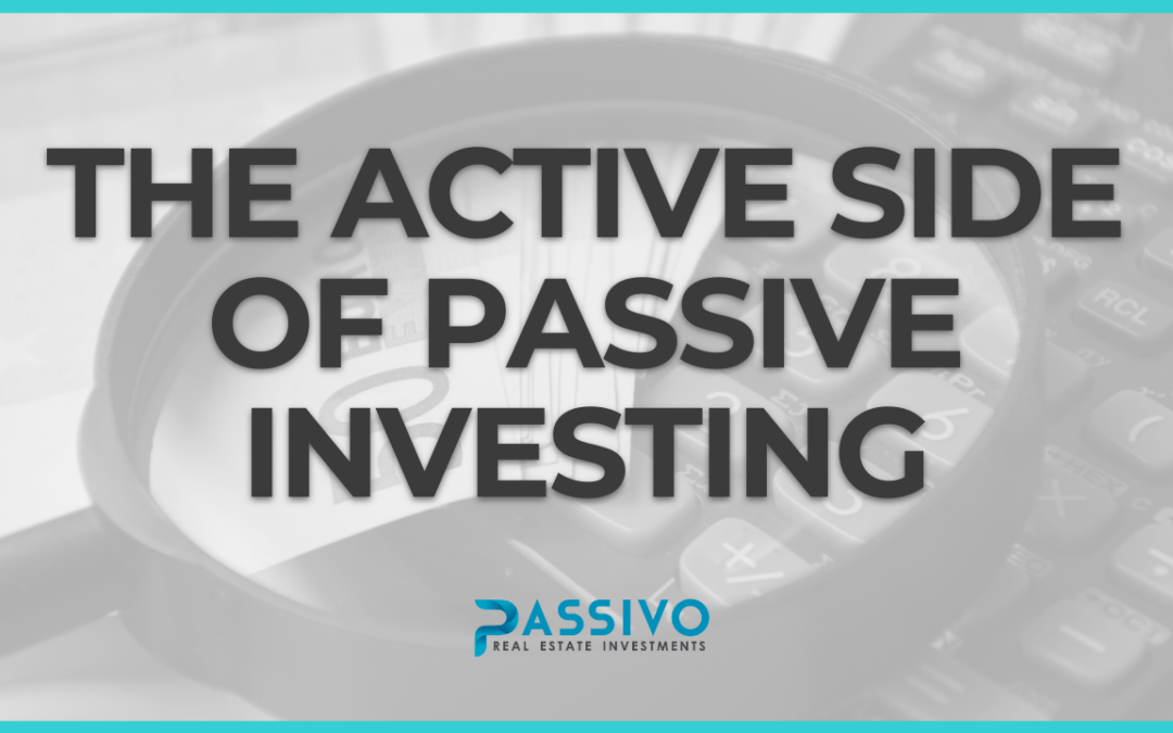 The Active Side of Passive Investing