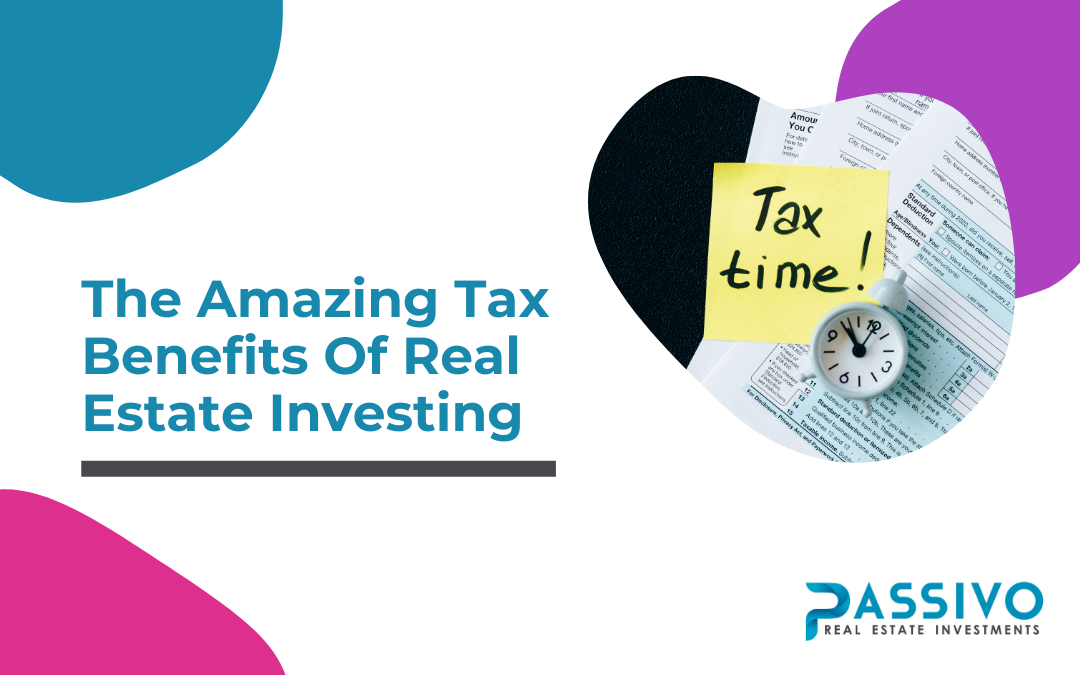 The Amazing Tax Benefits Of Real Estate Investing