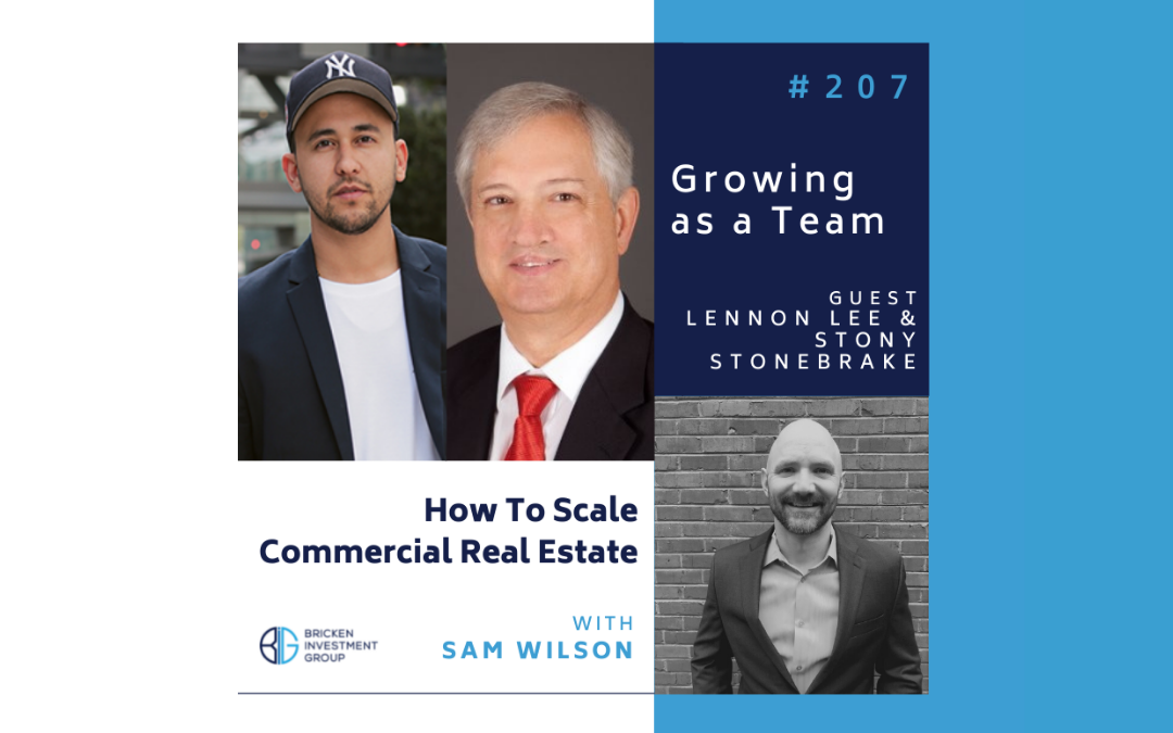 Growing as a Team with Lennon Lee and Stony Stonebraker