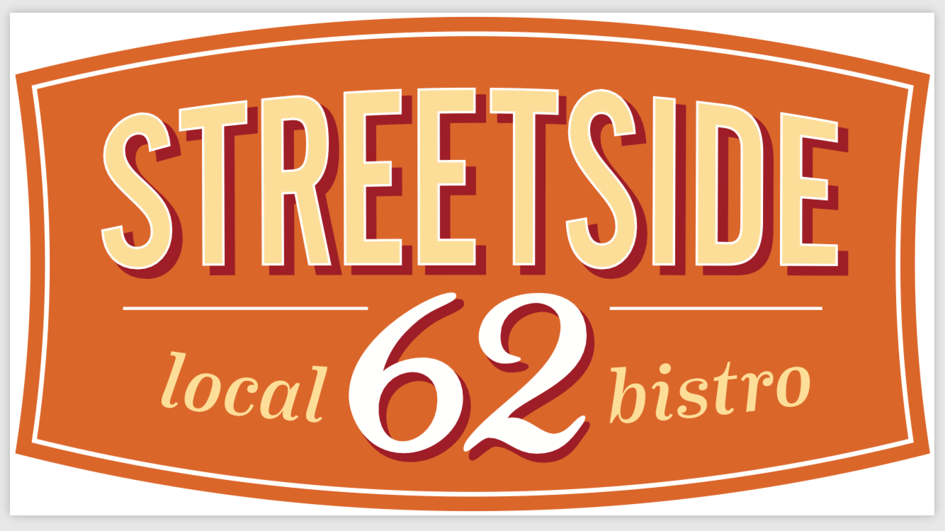 Streetside 62 Logo