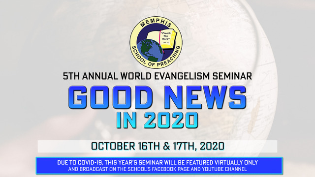 World Evangelism Seminar
