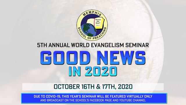 World Evangelism Seminar