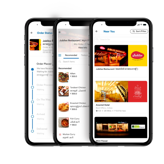 Online Food Ordering in Sulthan Bathery Wayanad