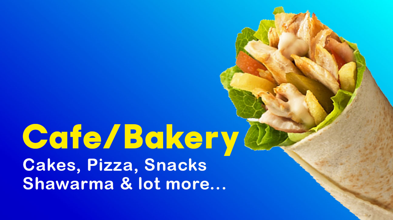 Cakes, Shawarma, Burgers, Pizza in Sulthan Bathery.